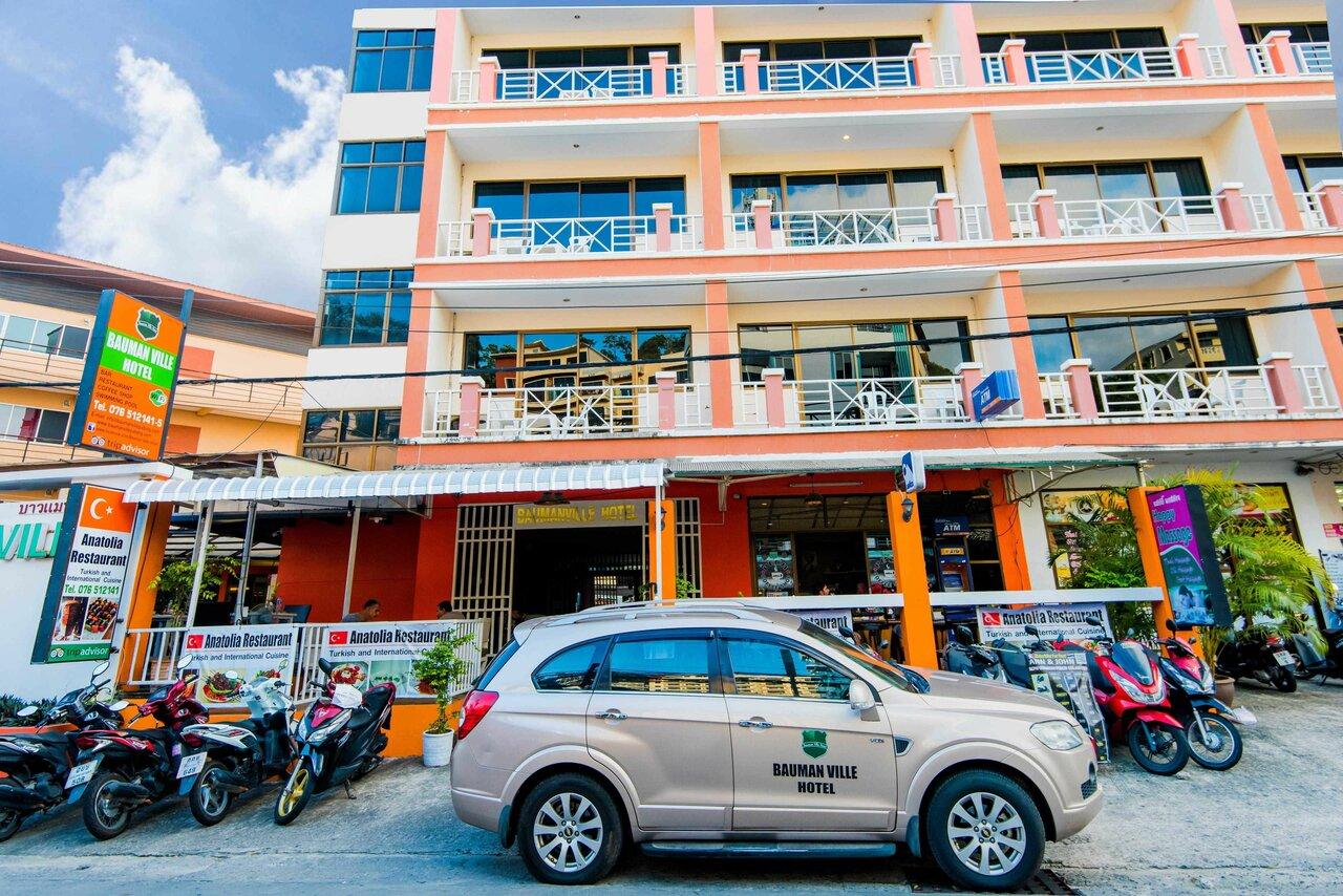Bossa Bauman Ville Hotel