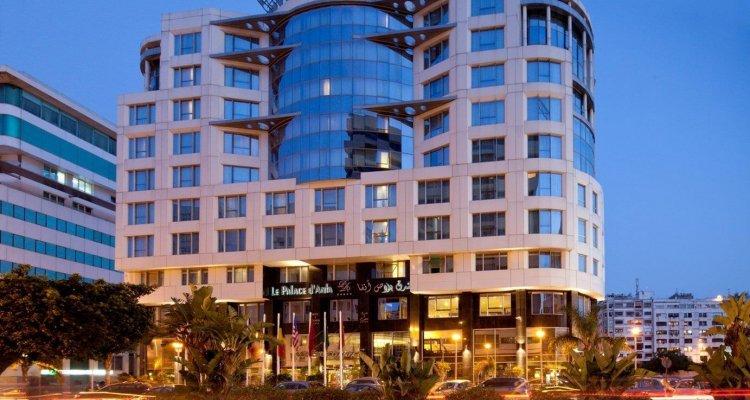 Le Palace d'Anfa Hotel