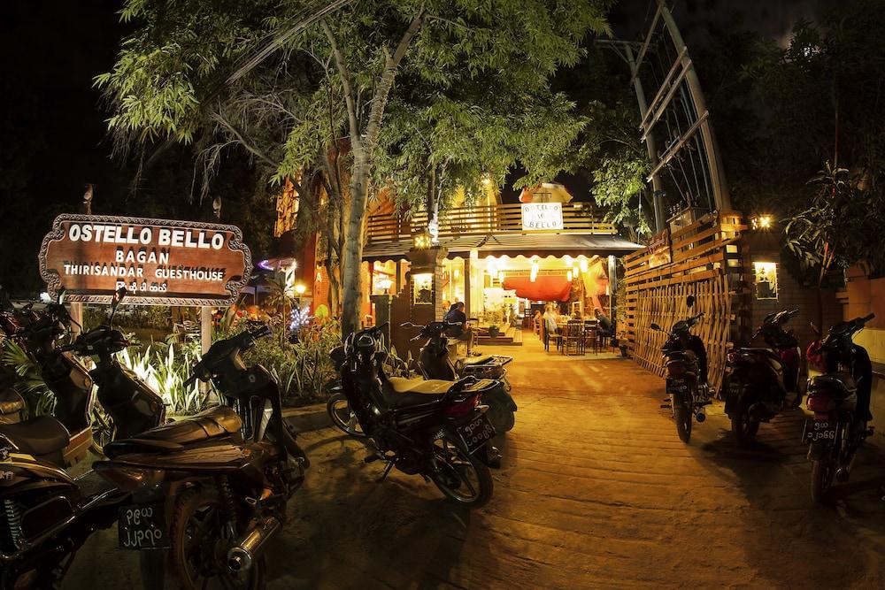 Ostello Bello Bagan