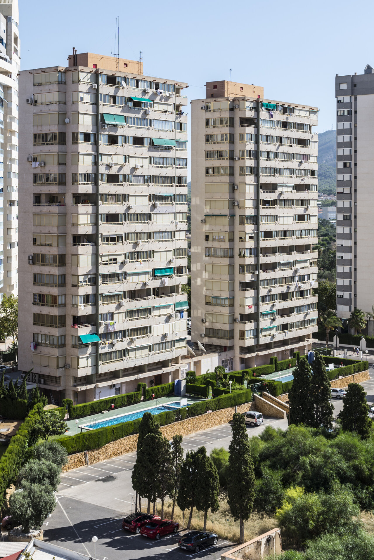 Mariscal Apartments Iv-v