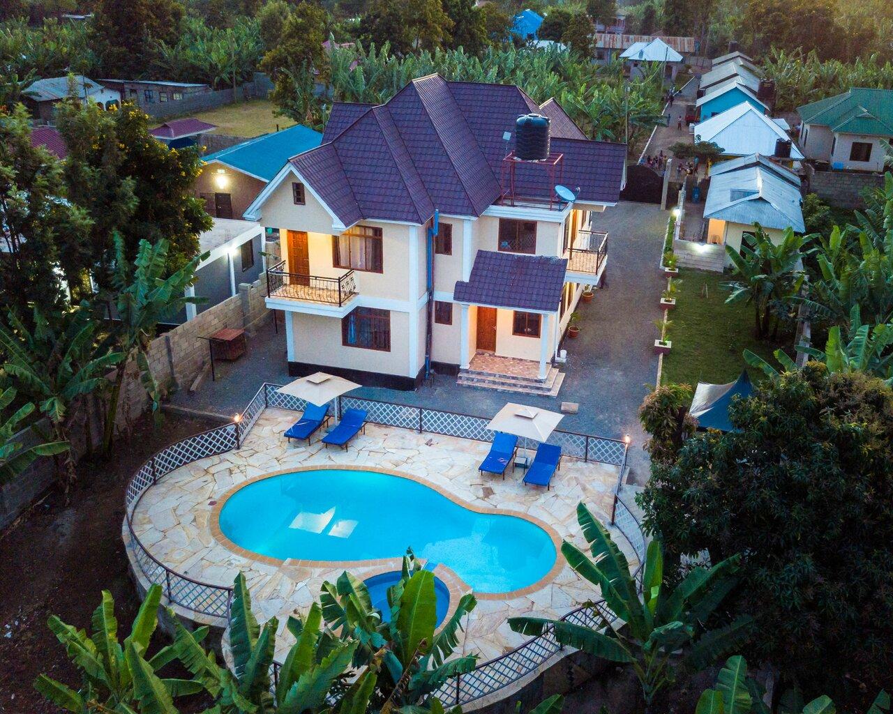 Rayan Apartments And Safaris