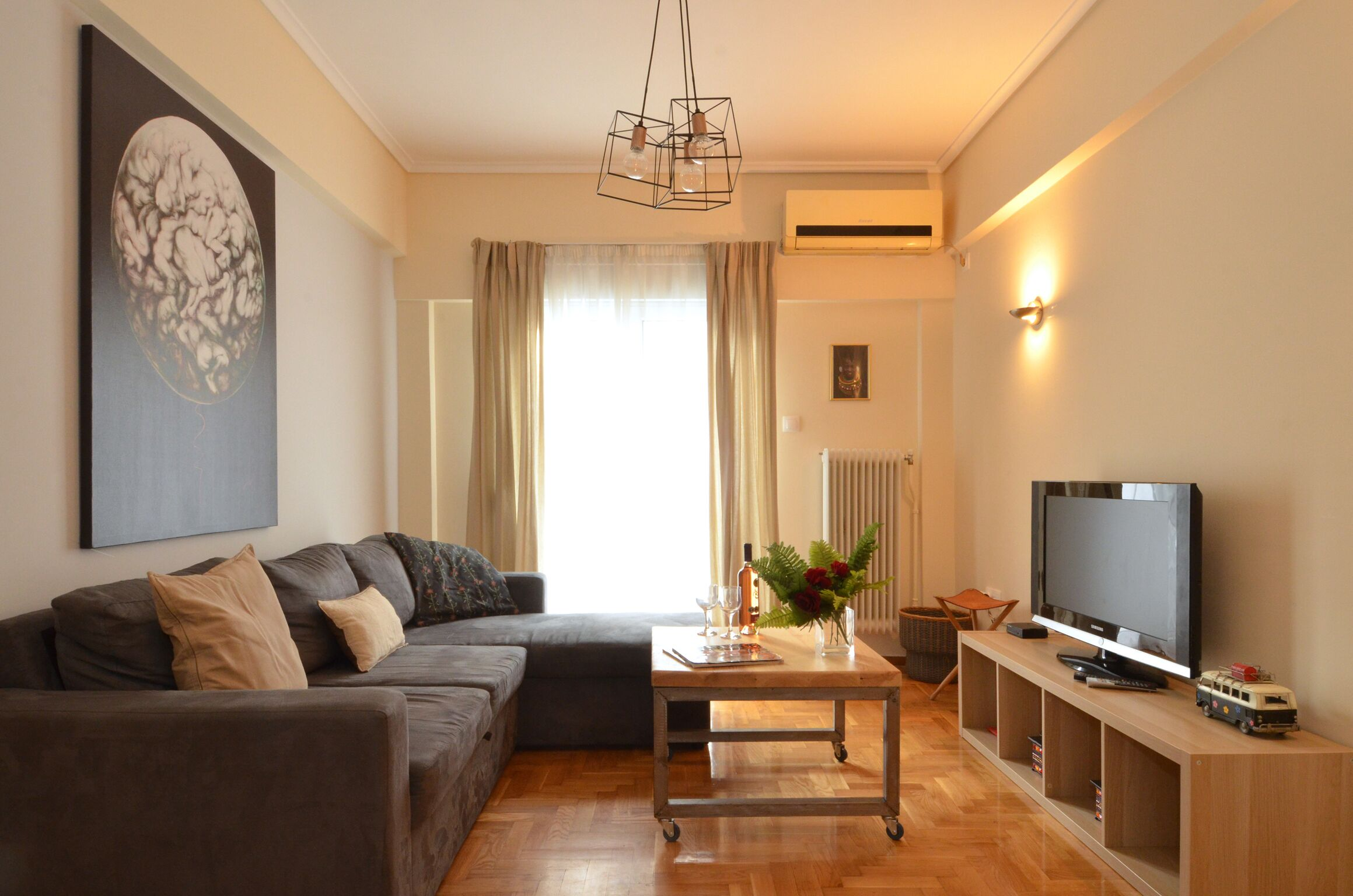 Exarchia A Nice And Cozy Apartment