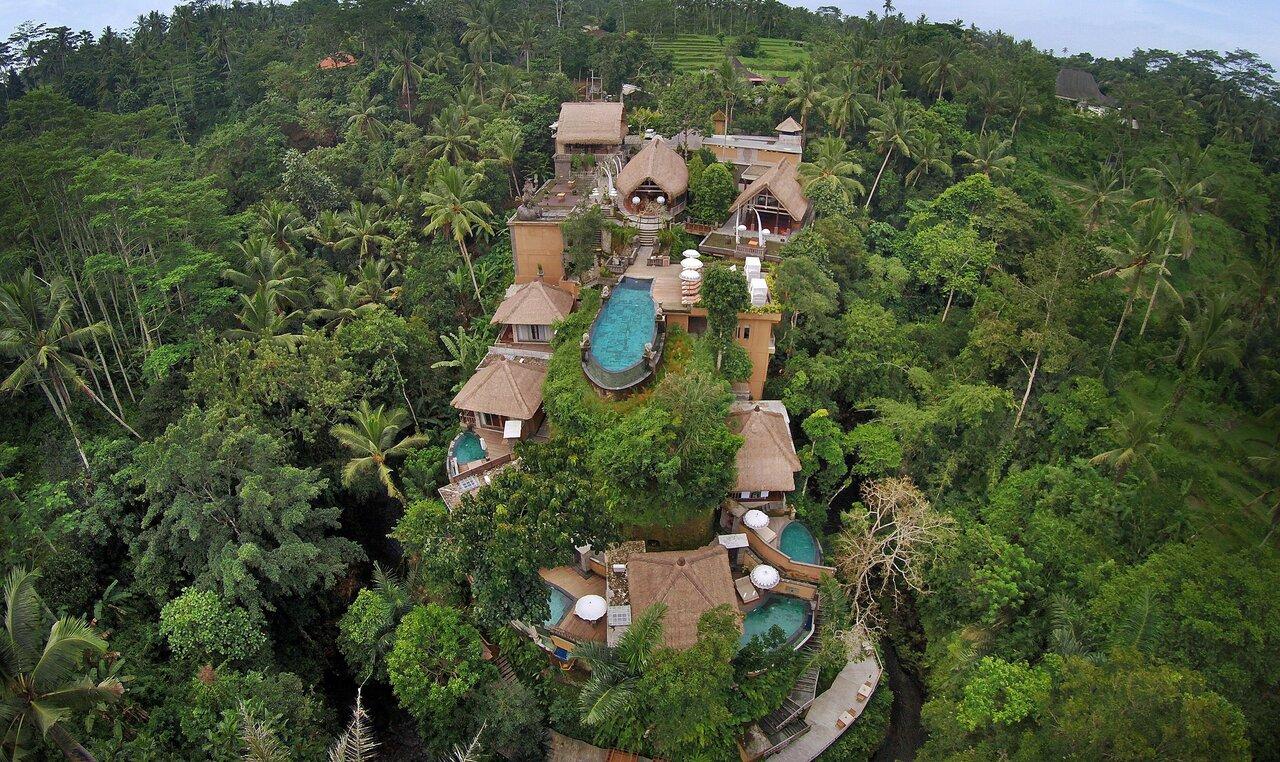 The Kayon Ubud Resort