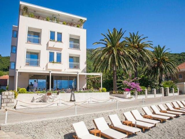 HOTEL CASA DEL MARE BLANCHE