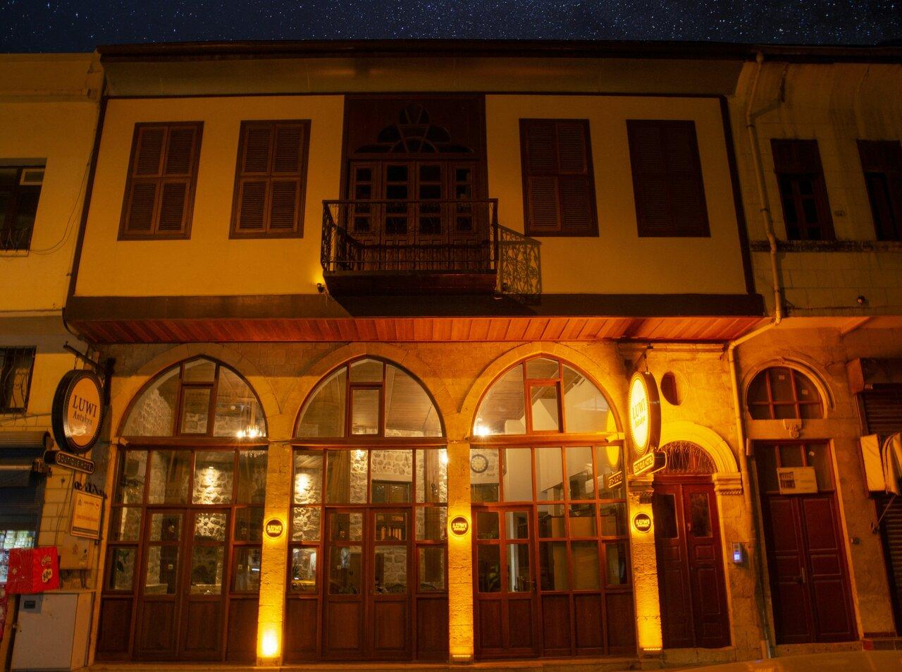 Luwi Antakya Boutique