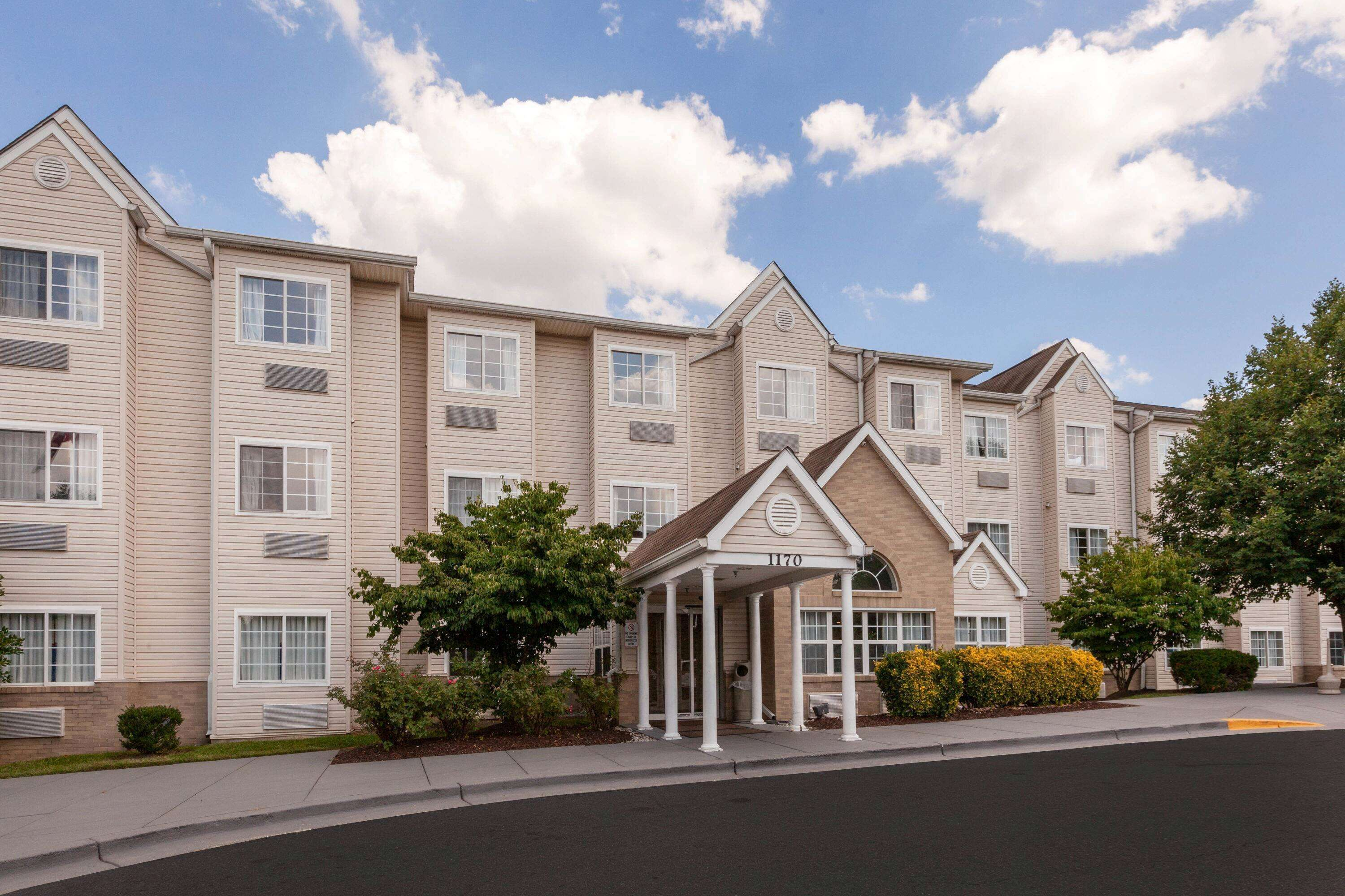Microtel Inn & Suites Linthicum BWI Airport