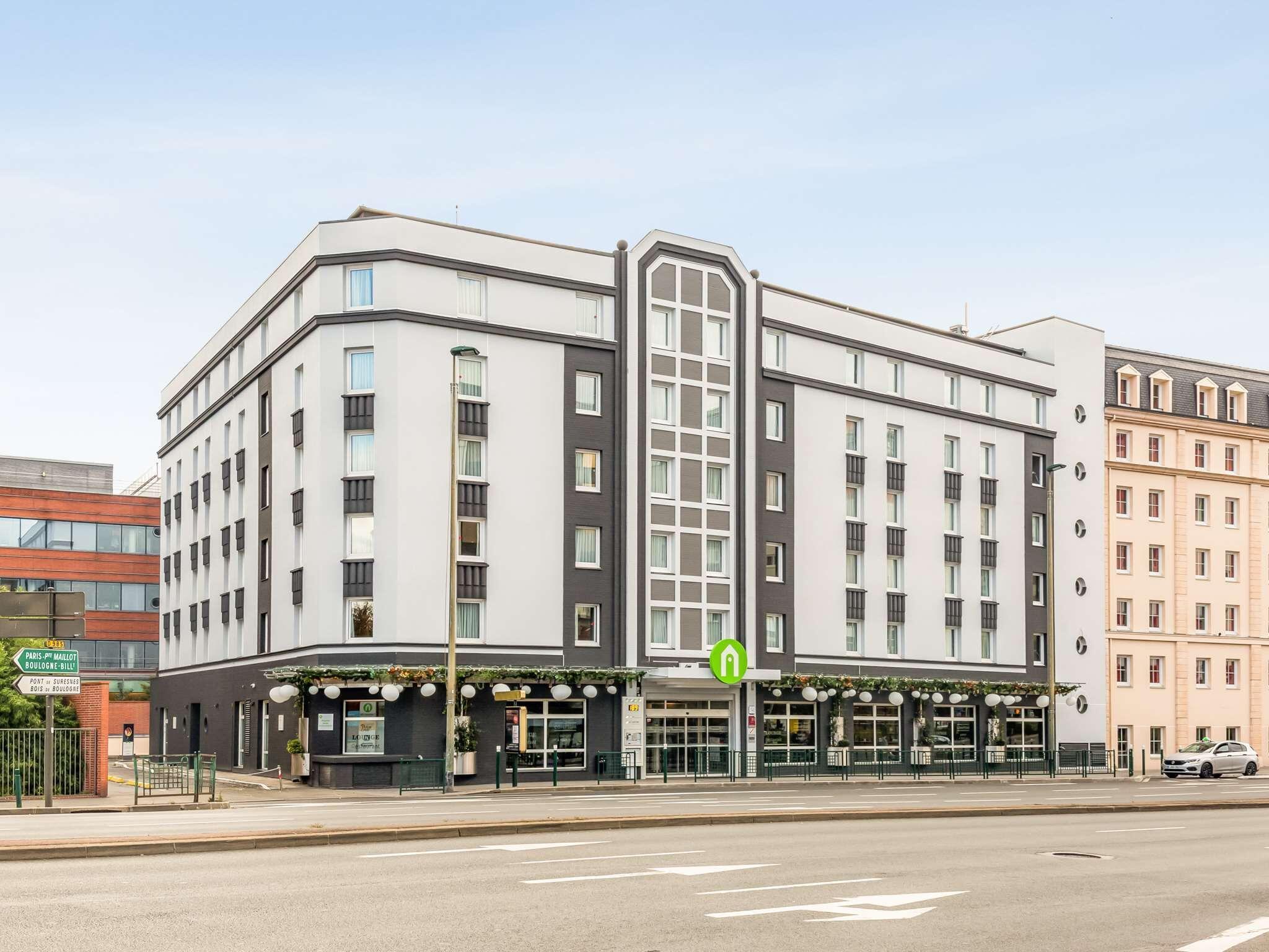 Hotel Campanile Paris Ouest - Pont De Suresnes
