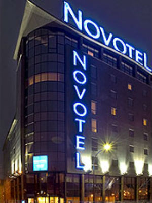 Novotel Paris Porte D'italie