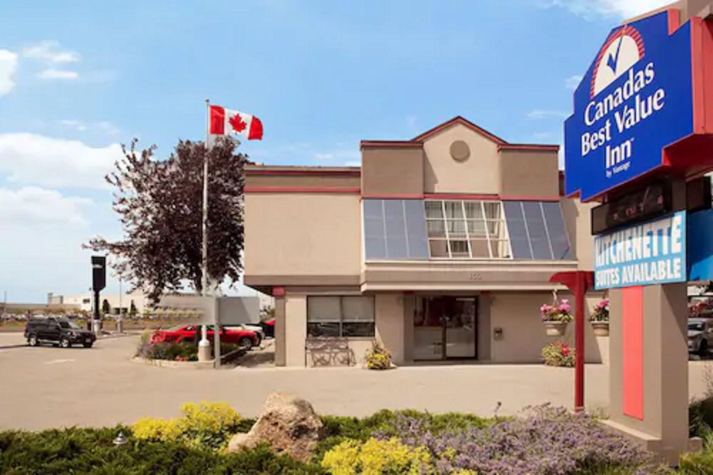 Canadas Best Value Inn Toronto