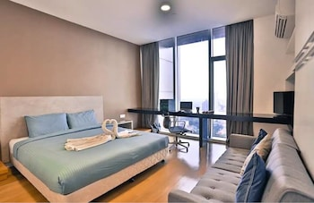 The Face Platinum Two-Room Apartment