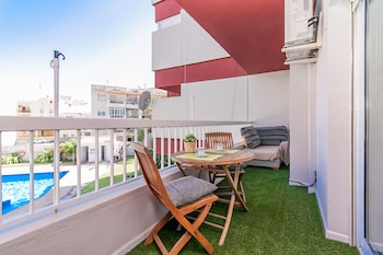 Centrico Apartamento Corona Playa Torrecilla Nerja