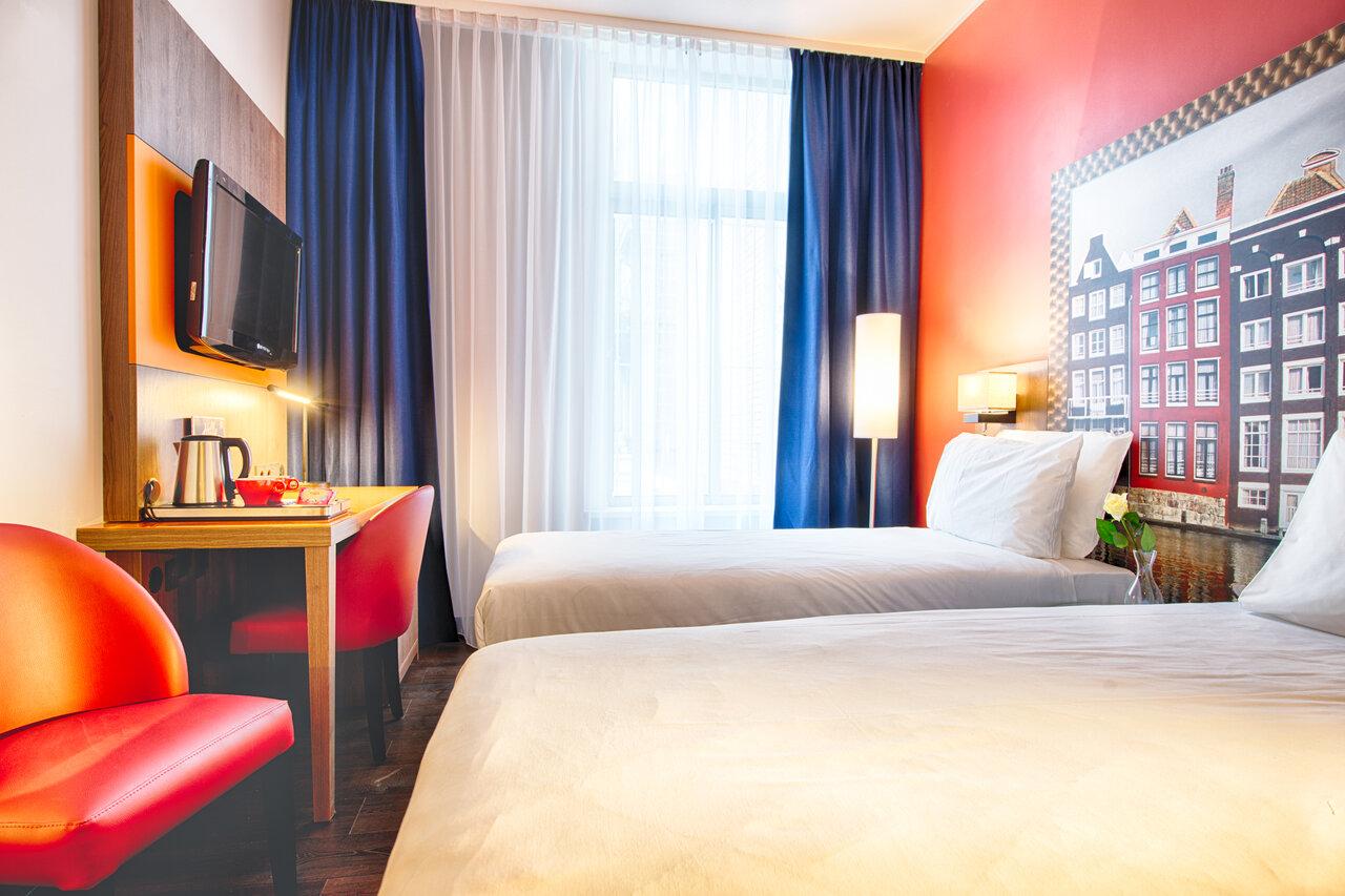 Leonardo Hotel Amsterdam City Center