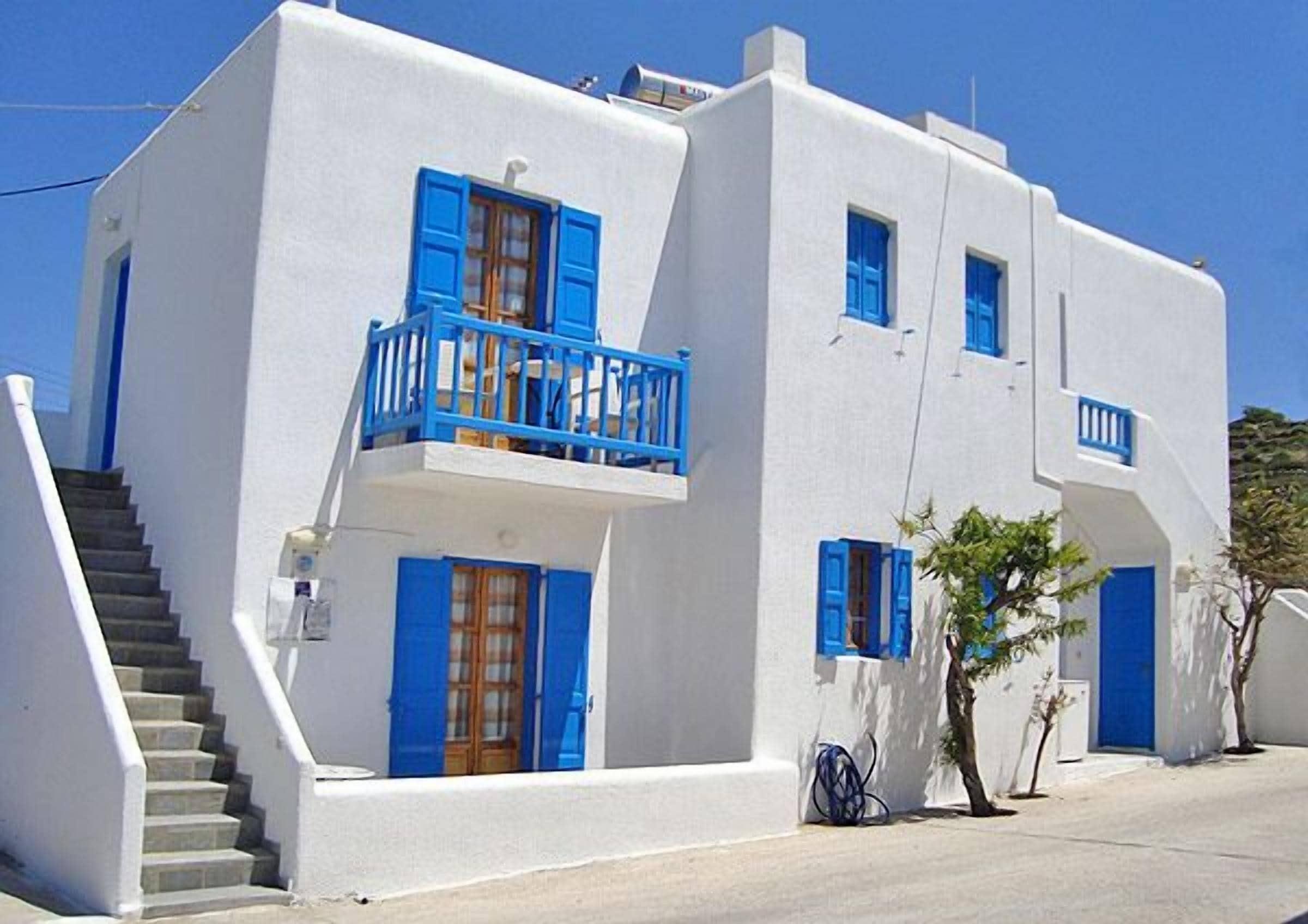 Marina Blue Ornos