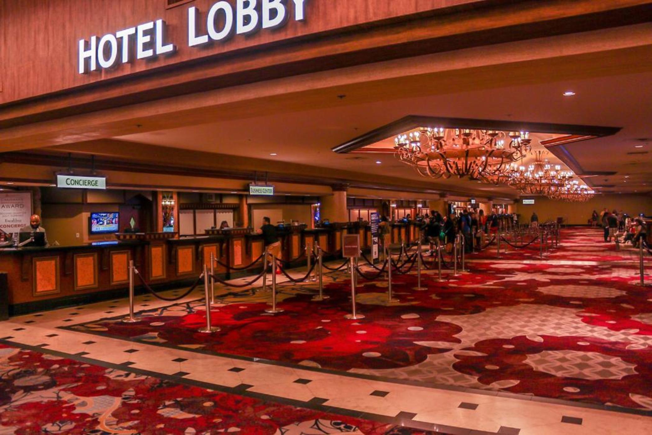 Excalibur Hotel Casino