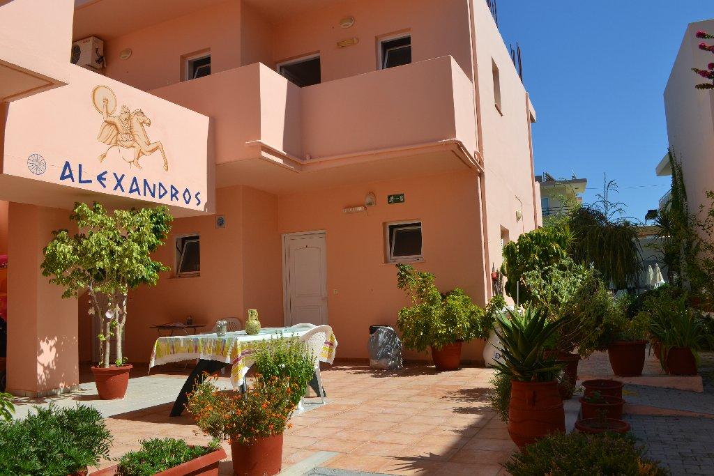 Alexandros Apartments (K)