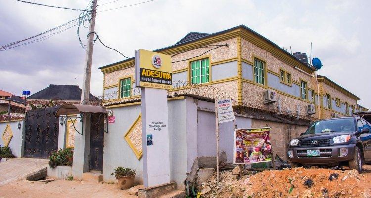 Adesuwa Royal Guest House Ketu
