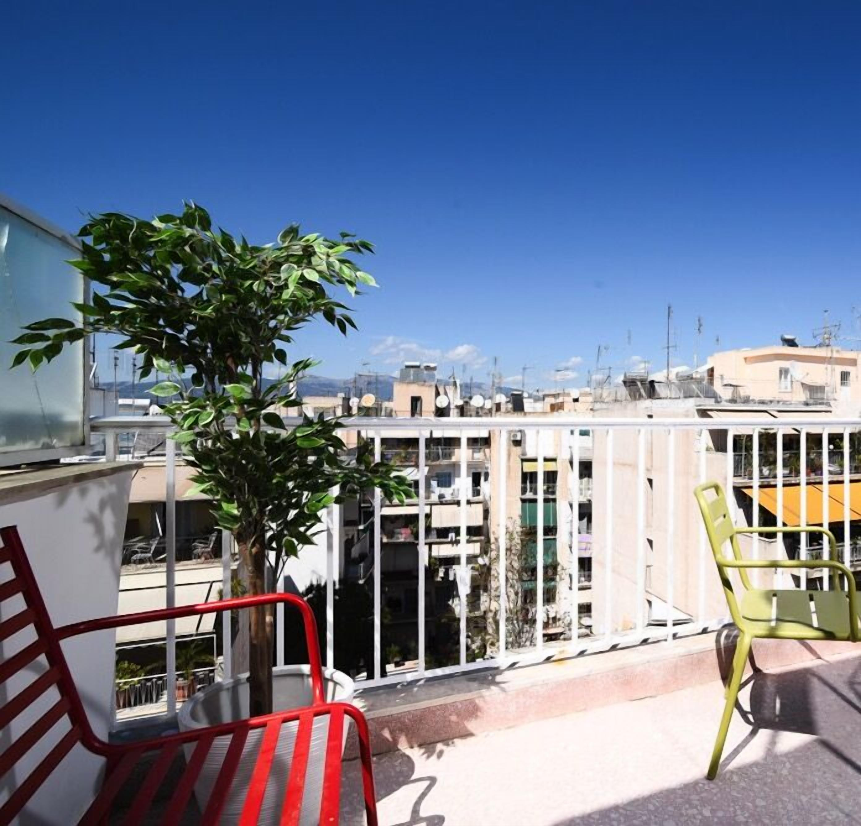 30m² Homm Apartment In The Center Of Athens