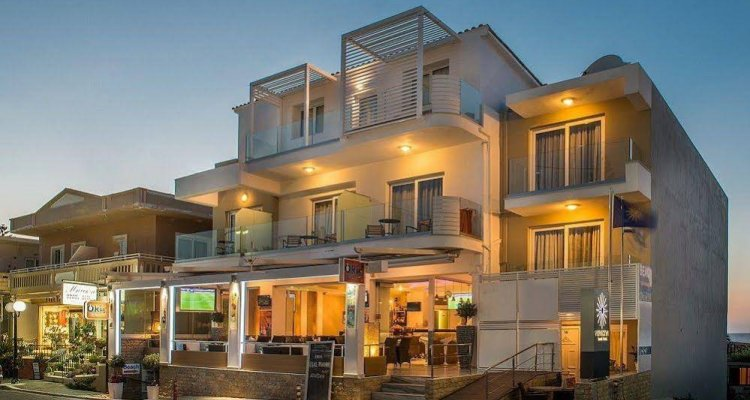 Hotel Vergina Beach