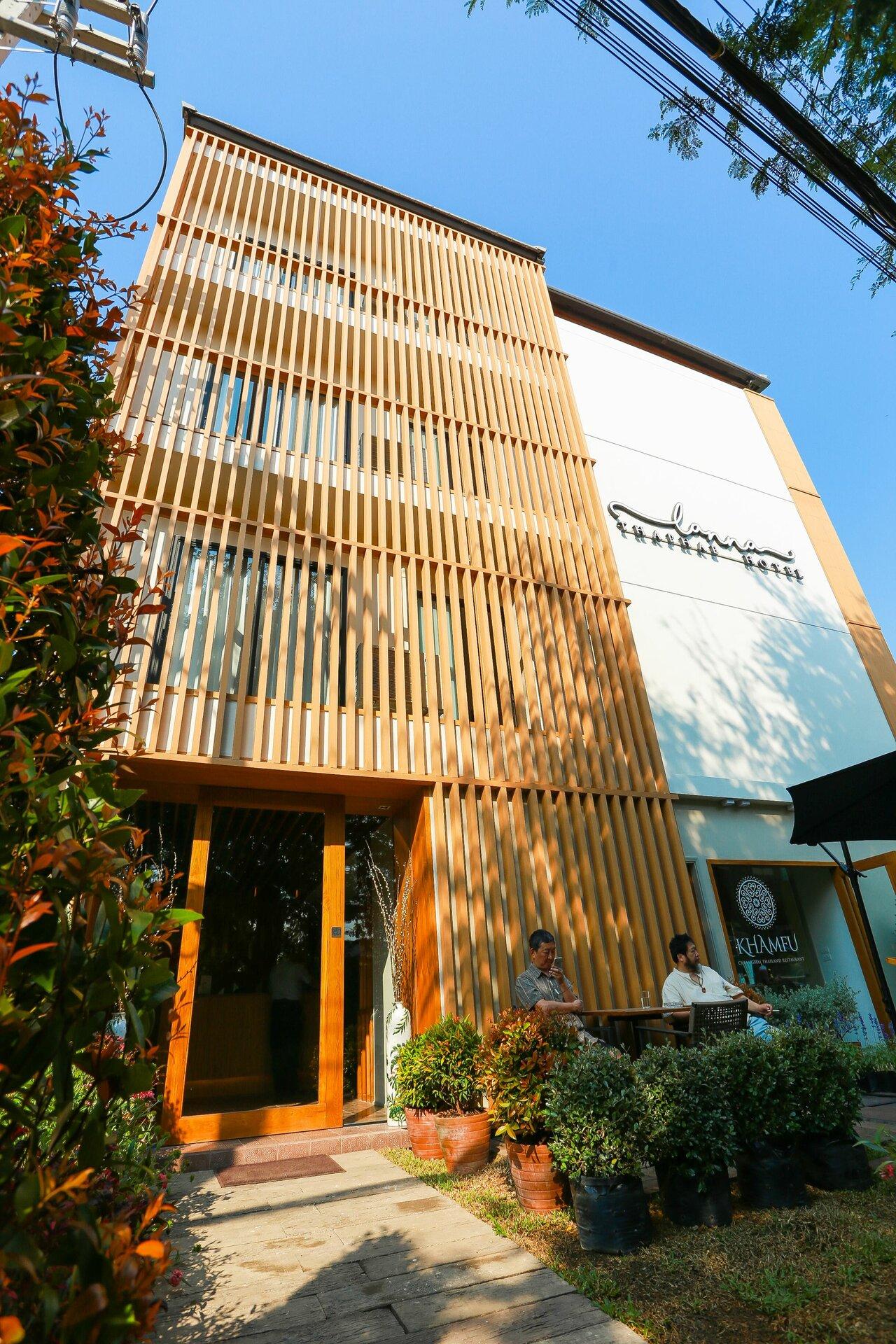 Lanna Thaphae Hotel