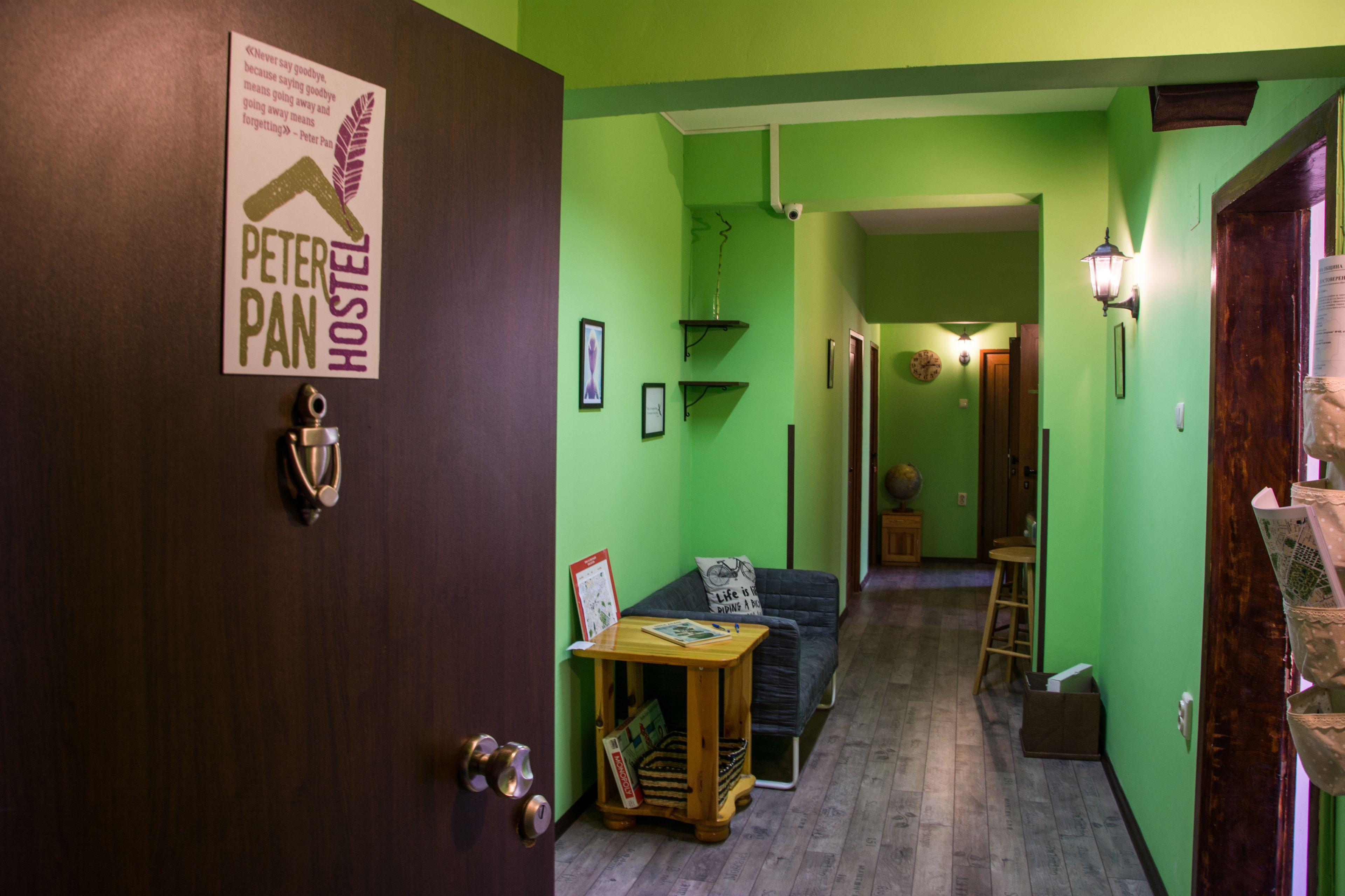 Peter Pan Guest Rooms