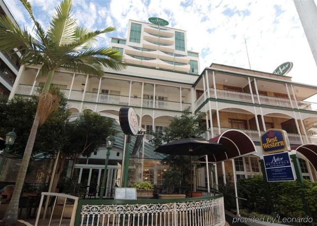 Best Western Astor Metropole Hotel And Apar