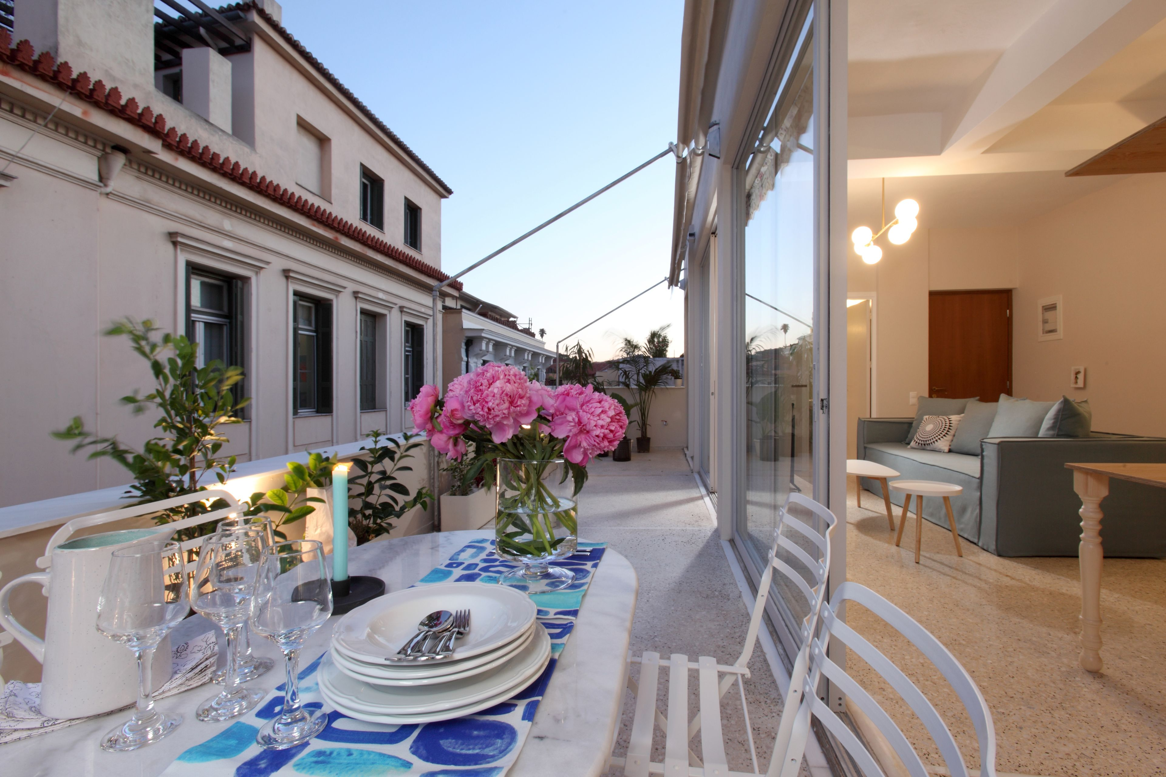 Live In Athens Acropolis Suites