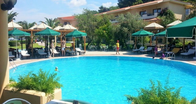 Possidi Holidays Resort & Suite Hotel