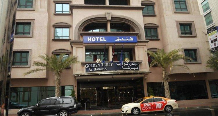 Golden Tulip Al Barsha Hotel