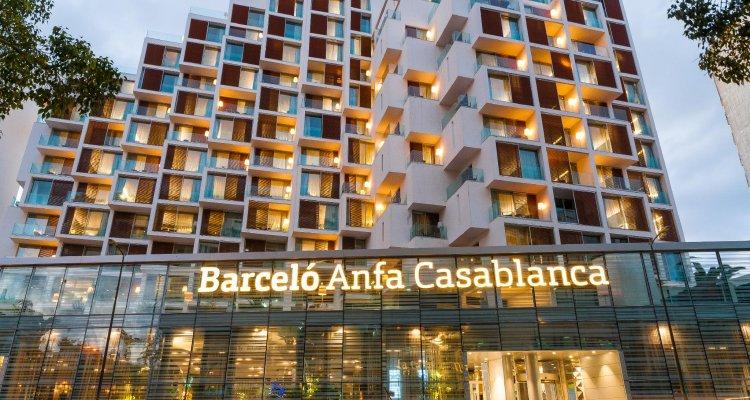 Barcelo Anfa Casablanca