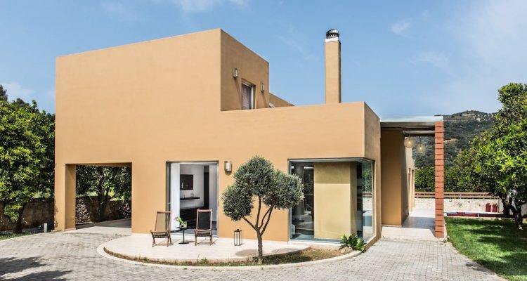 Casa Di Verde Villa